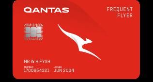 Qantas Card