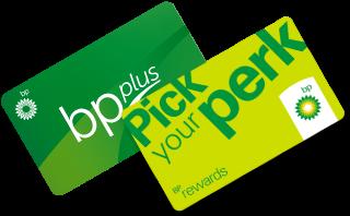 BP Plus & Qantas Graphic